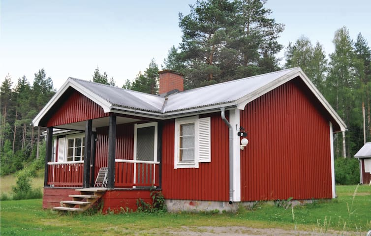 Holiday cottage with 2 bedrooms on 55m² in Sysslebäck