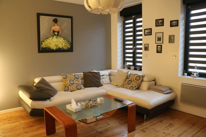 Appartement T2 cosy et lumineux à Wambrechies