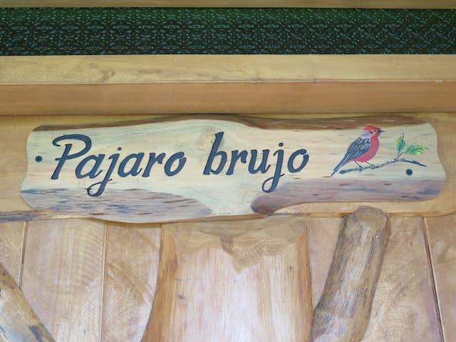 PAJARO BRUJO - Puembo