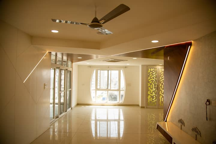 The Magnolia with 3 BHK Flats