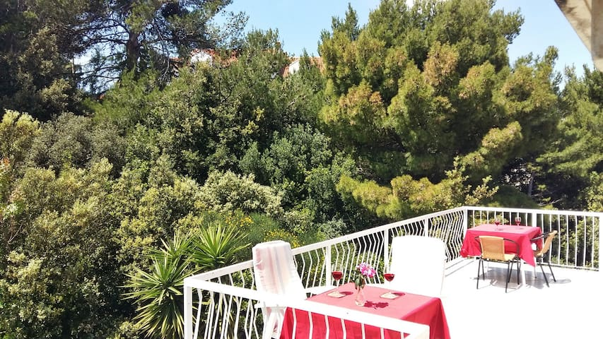 Ensuite Room 2 @ Cavtat 200m from center - Cavtat - Appartement