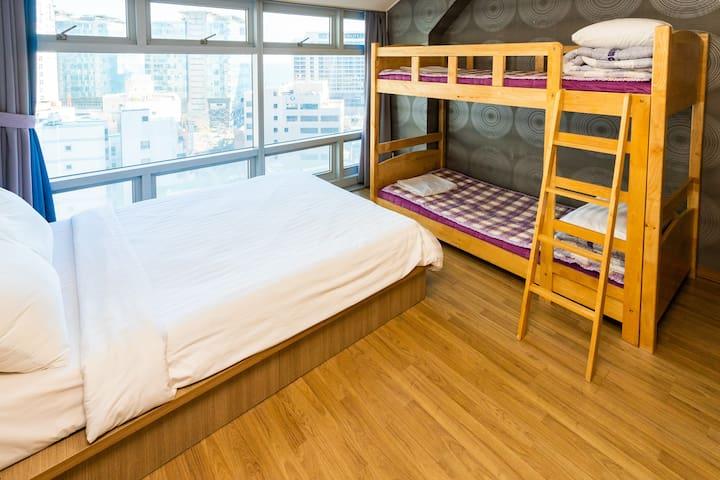 Lovely Haeundae Double Private Bath