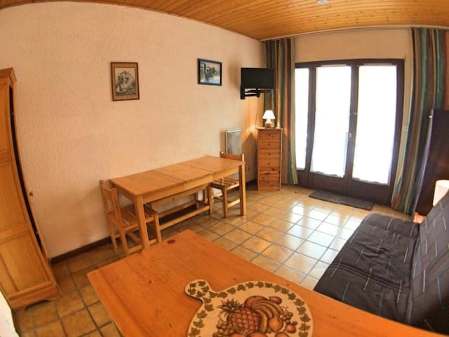 Appartement Studio Coin Montagne 4 couchages VARS SAINTE MARIE