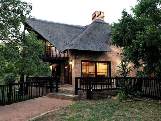 Family Home - Hartebeest House
