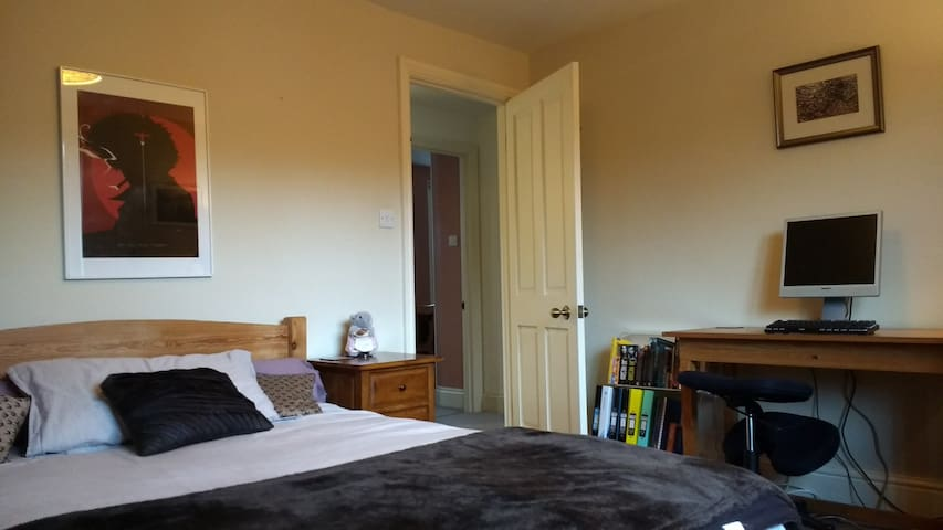 Lovely double bedroom Dartmoor cottage, Chagford. - Chagford
