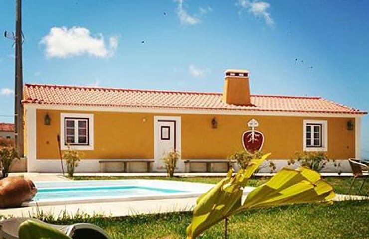 Rando Red Villa, Santiago do Cacem, Setubal - Setubal - House