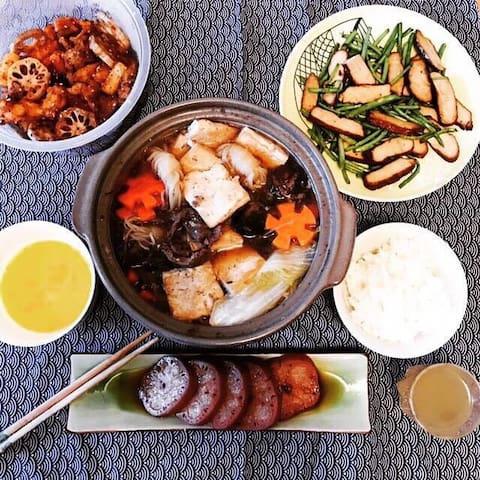 江北的慢时光,可体验艺术发现之旅和元气早餐シャアホウス南京芸術発見の旅、元気な朝ご飯を用意する - Nanking - Bed & Breakfast