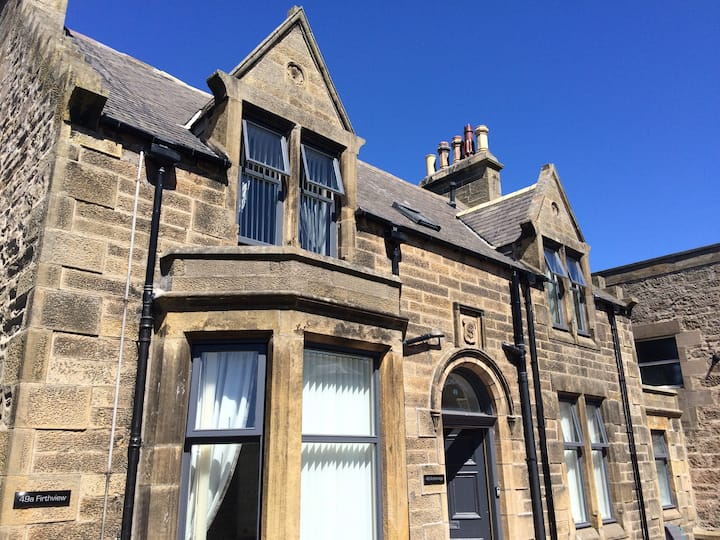 Firthview Holiday Apartment in central Buckie.