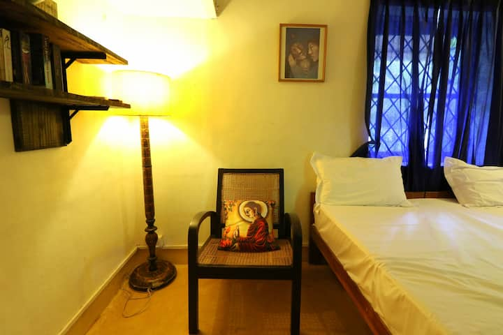 A gorgeous Goan Guest House.