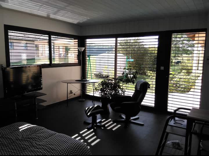 Studio Meublé tout confort 35M2 idéal CNPE et UFPI