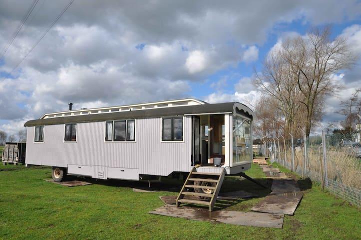 Gypsy Waggon - Your villa on wheels - Amsterdam - Casa