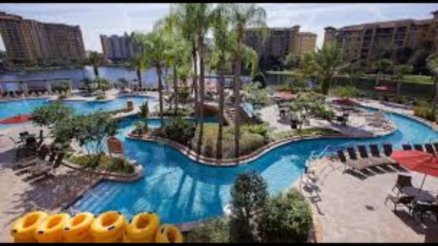 Whyndam Bonnet Creek Resort - Orlando - Appartement