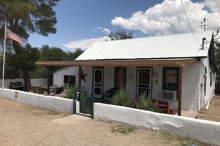100+ year old Historic Adobe House