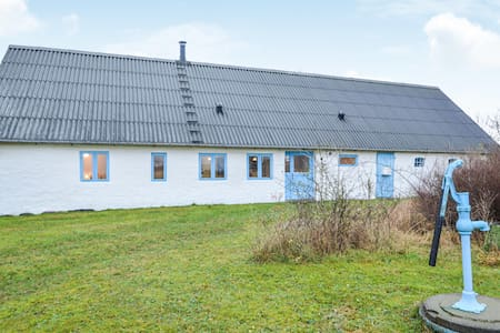 Former farm house with 2 bedrooms on 112m² in Gram