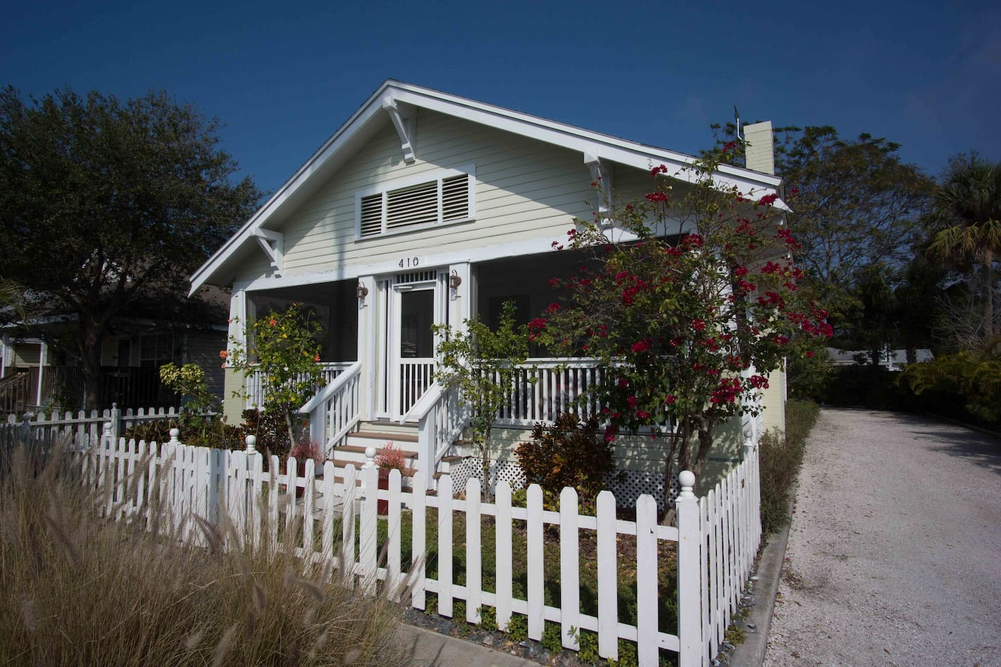 Welcome to Seashell Cottage...an authentic 1921 Craftsman bungalow, lovingly restored and updated.