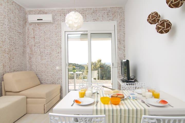 stunning seaview,swimming pool - Agia Triada - Hus