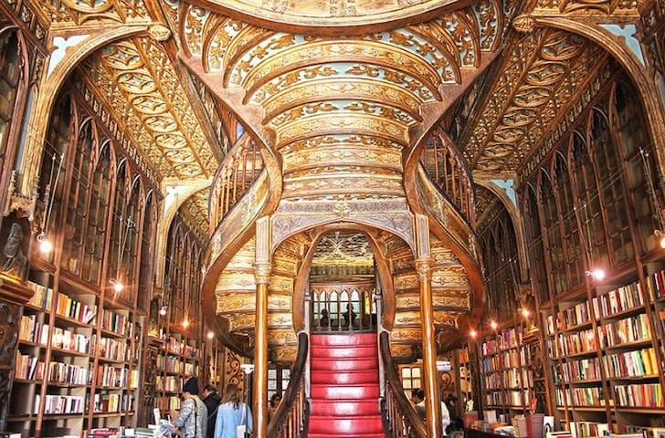 Library Lello