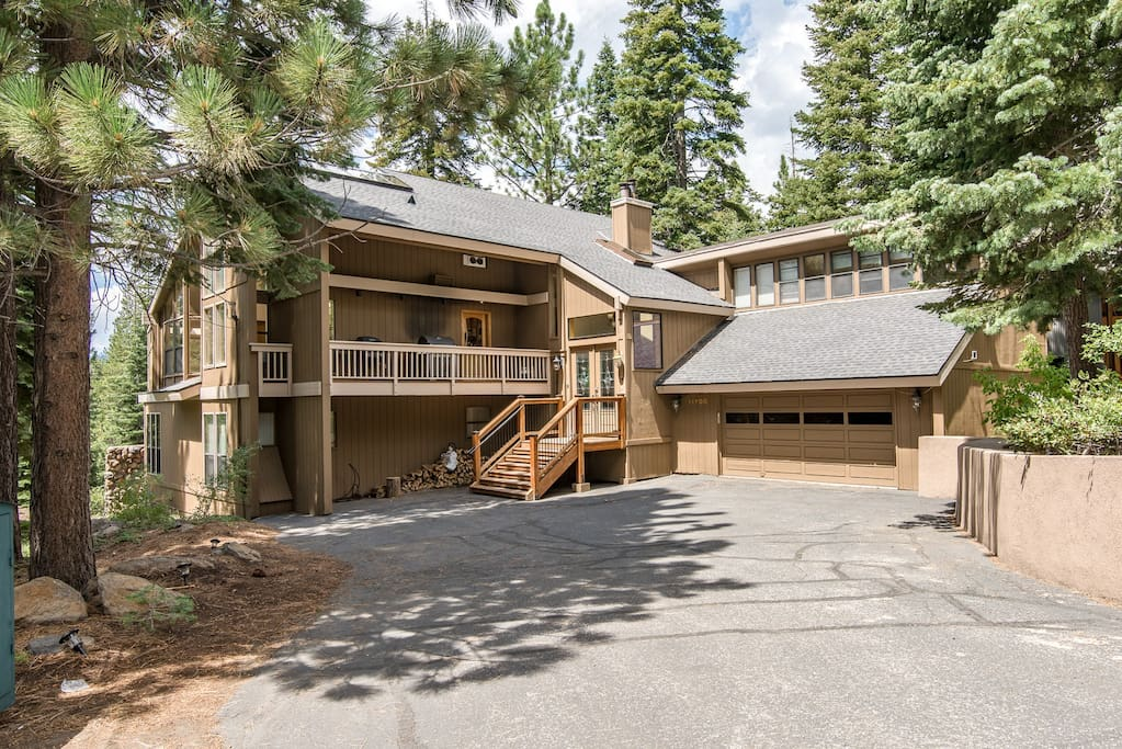 Welcome to Truckee. Your rental property is professionally managed by TurnKey vacation rentals.