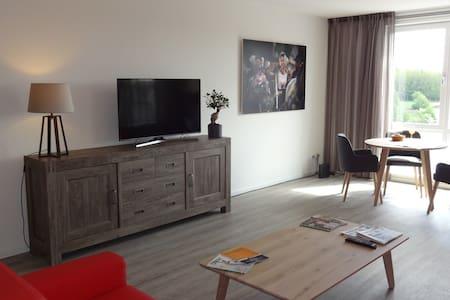 Een nieuw appartement in een oude vestingstad - Hulst