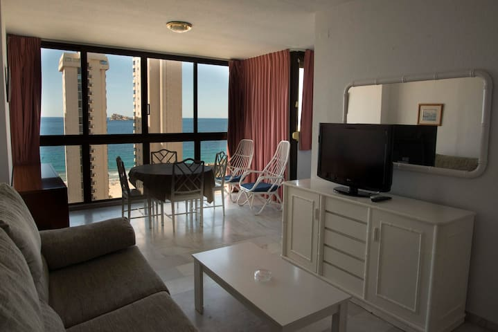 Cozy  apartment in Avda. Mediterráneo