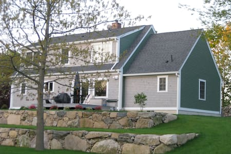 Buzzards Bay BnB, South Coast Massachusetts - Westport - Apartamento