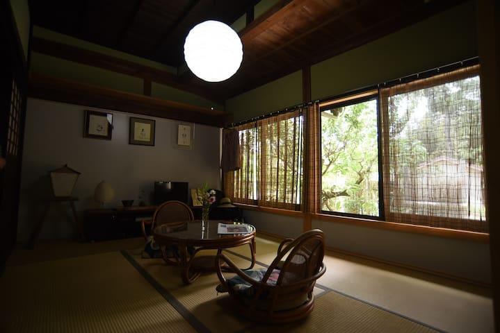 大泰寺 Stay in historical temple along Kumano kodo