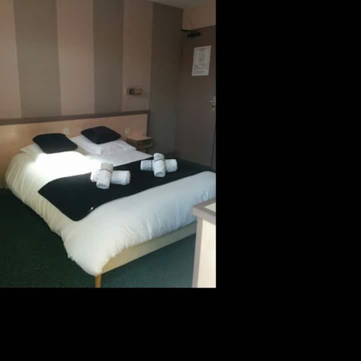 Chambre 1 Grand lits Arvert #4