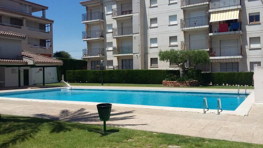 Apartamento turistico en Comarruga