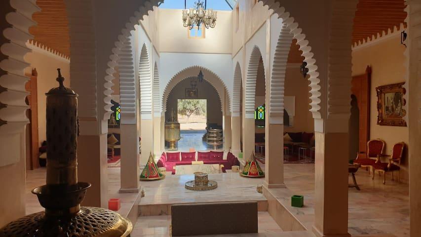 Chambre 2 kasba Lakbira