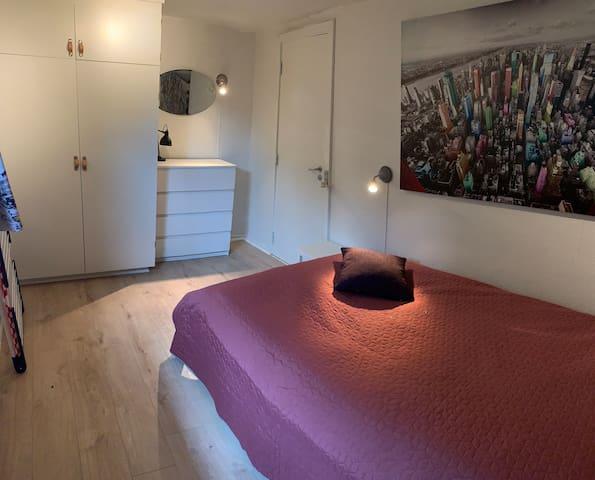 Ekstra soveværelse med sovesofa