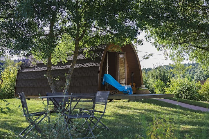 Location insolite en cabane proche Beauval