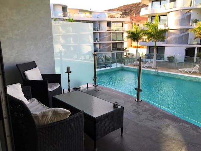 Luxury two bedroom apartment in Tenerife - Palm-Mar - Guest suite
