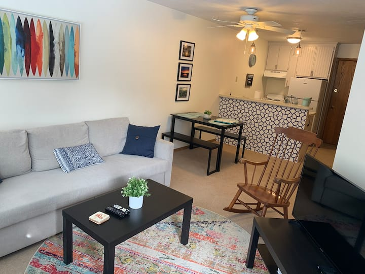 Bright • Cozy • Clean • Condo Near Water Ephraim