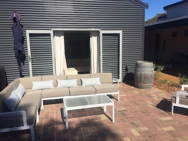 Unique Australian Shed Style House