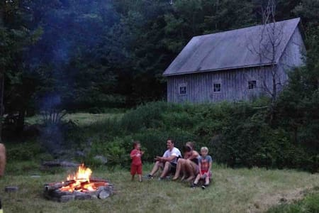 The Barn on Washington Hill
