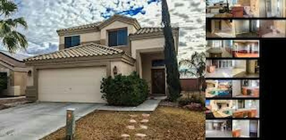 Luxury Phx Dream Home & Pool (Welcome Palo Verde)