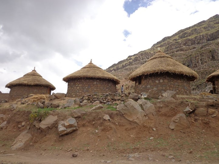 Abune Yosef Eco Lodge