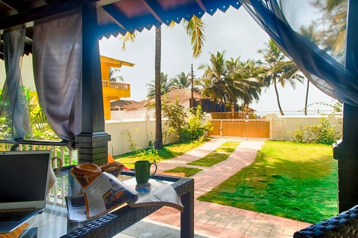 4 Bedroom Private Bungalow at The Morijim Beach