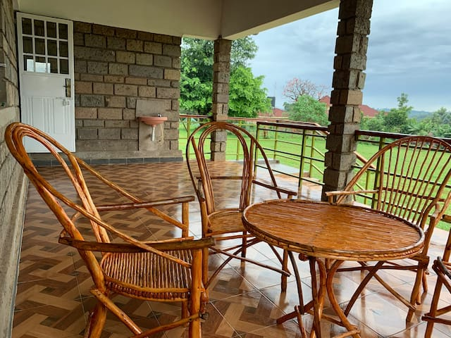 Picturesque eco-Bungalow, near Kisii town.
