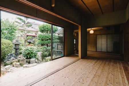古民家ゲストハウス【糸結】離れ1室 2名部屋