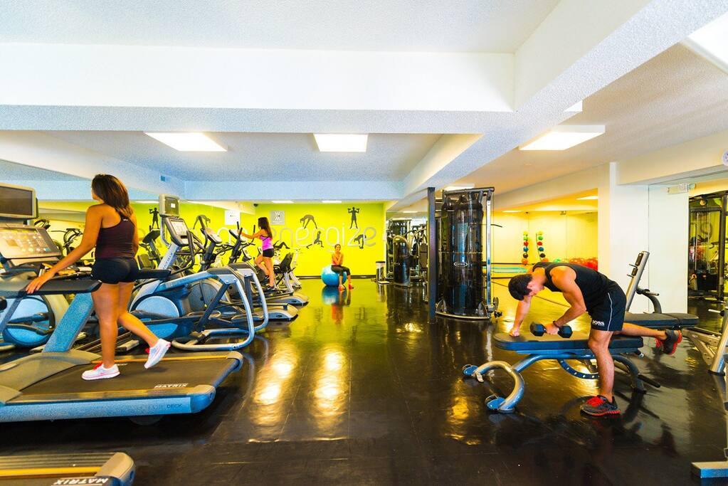 Free Full Gym