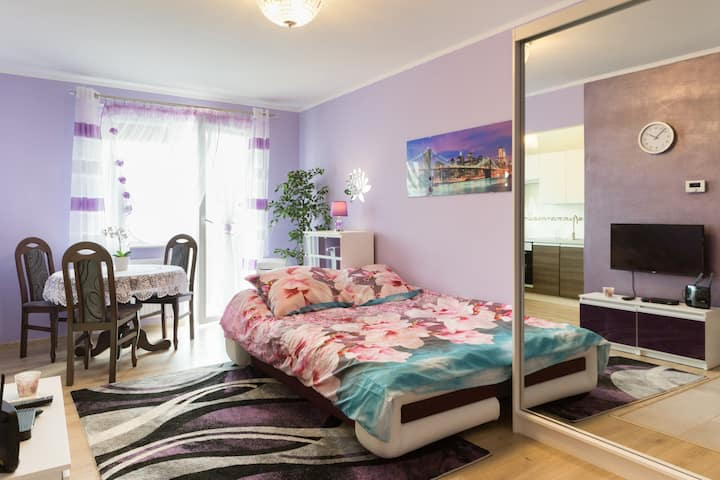 APARTMENT LUXURY OASIS-I Śródmieście DOWNTOWN 2 os