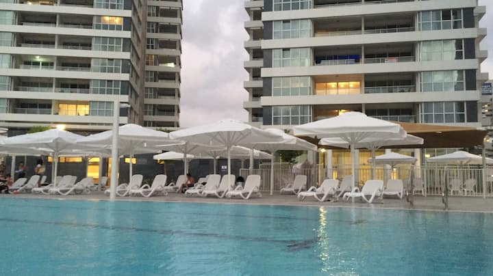 Prince Palace Netanya Beach - Sea View ⭐⭐⭐⭐⭐