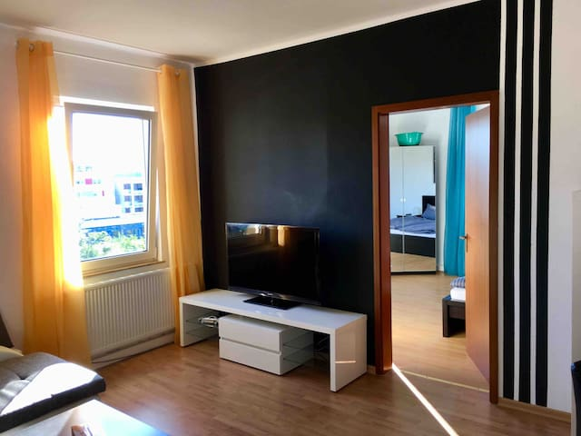Cozy 2 room apartment in Bad Cannstatt
