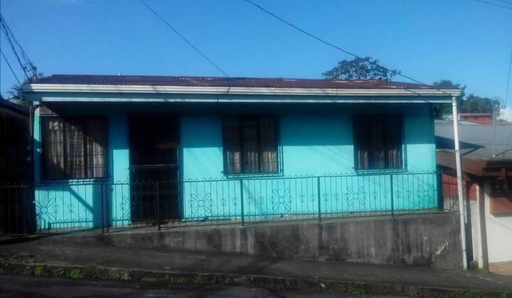 Punto de Reunión para visitar zonas de San Carlos