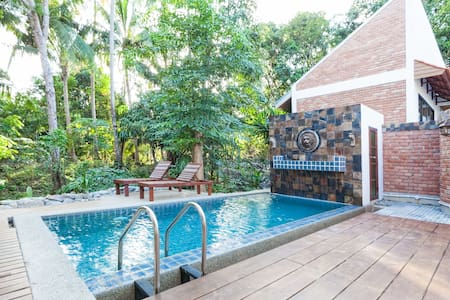 2 Bed Room Bang Pae Villa with pool - Pa Klok - Vila