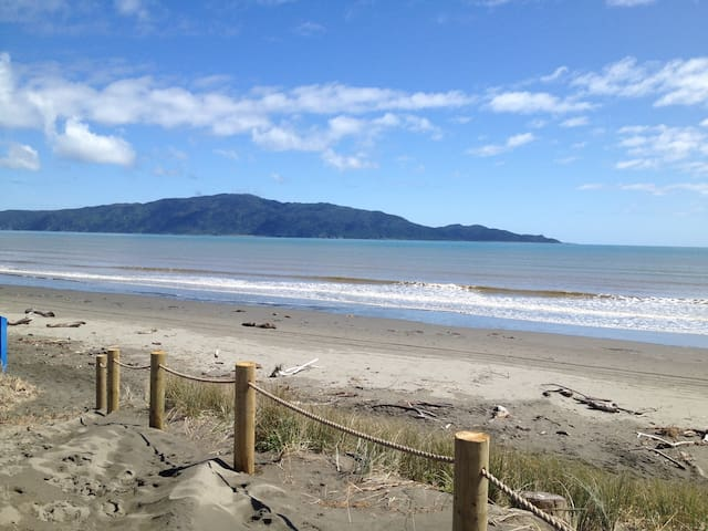 The Sand Pit - Waikanae - Appartamento