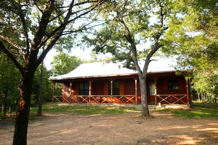 Trinity Trails: Lone Star Cabin
