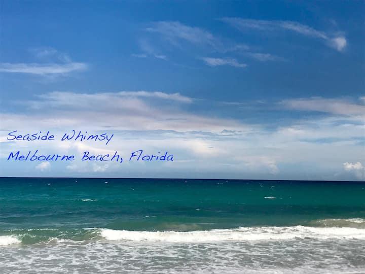 Seaside Whimsy Beach Retreat!