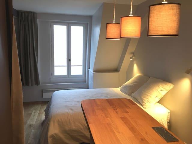 Studio confortable et calme, proche Notre-Dame !